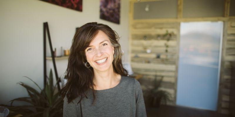 Dr. Sarah Villafranco, founder & CEO of Osmia.