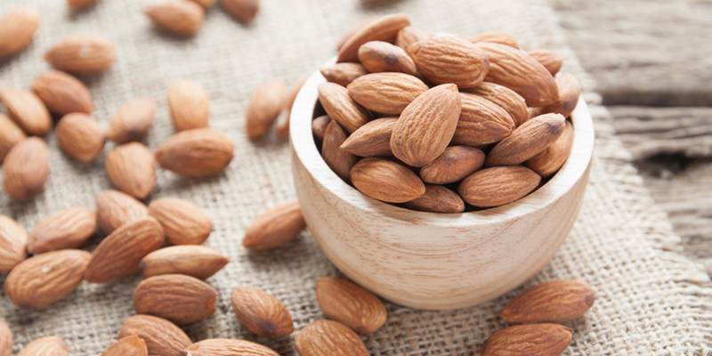 almonds can help you sleep better