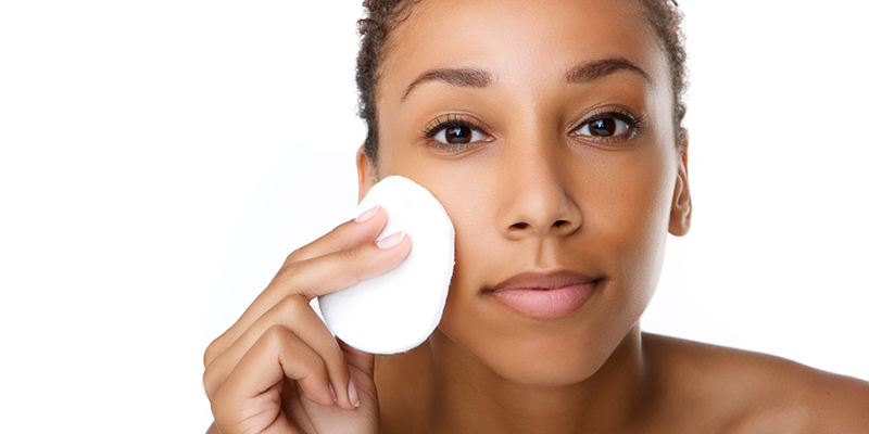 coconut oil for make-up removal