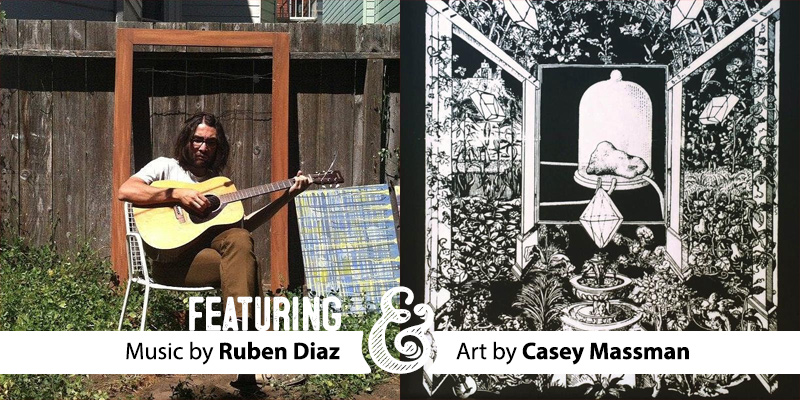 Casey Mossman and Ruben Diaz