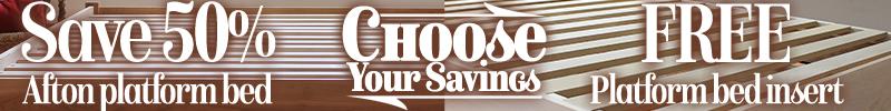 Savvy Rest organic mattress sale