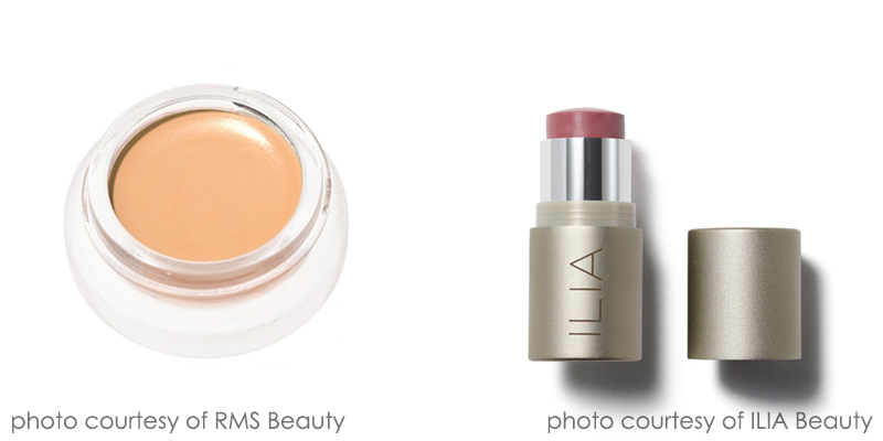 organic make-up recommendations