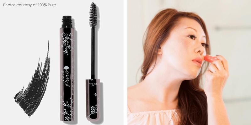 pure organic make-up