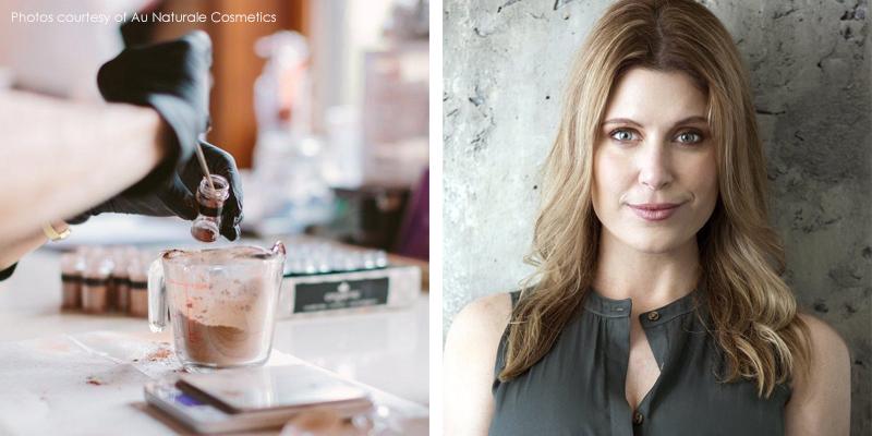 best natural make-up brands
