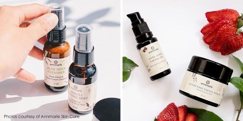 best organic skincare instagram
