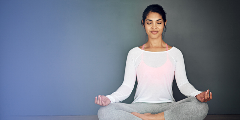 meditation can help you sleep