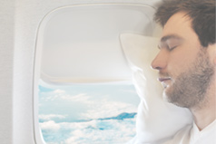sleep tips while traveling