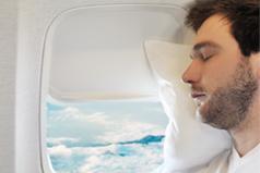 good sleep while traveling