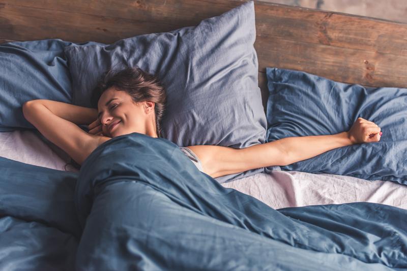 benefits of deep sleep