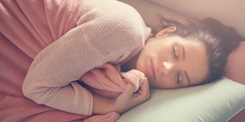 tips for getting deep sleep