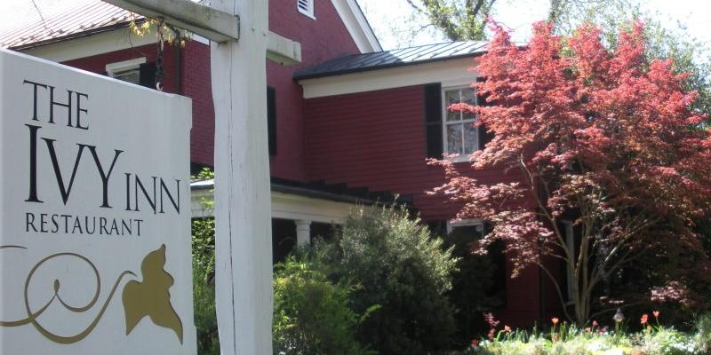 The Ivy Inn in Charlottesville