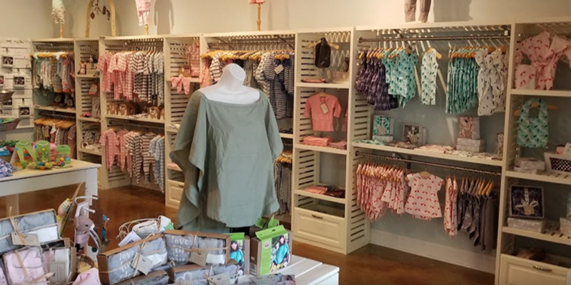 Green Bean Baby Boutique in Charlottesville