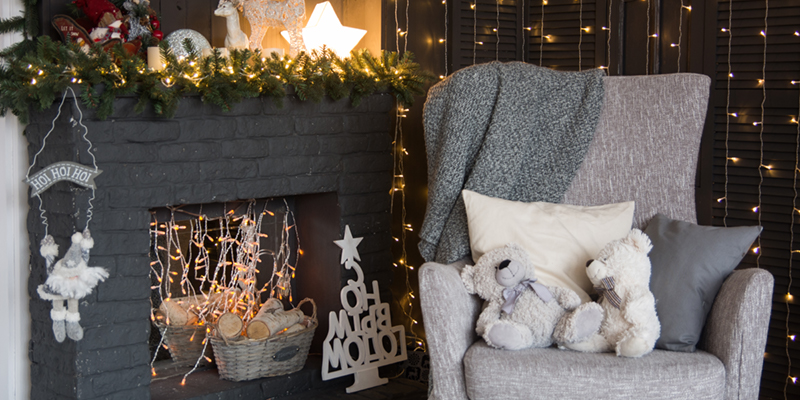 tips for decorating in winter