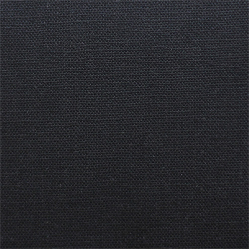organic hemp/cotton blend black sofa fabric