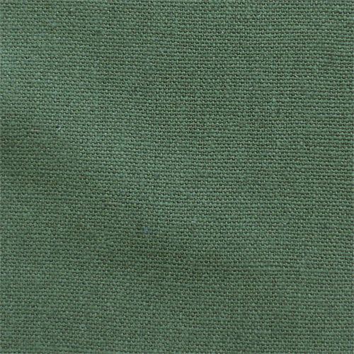 organic hemp/cotton blend forest green sofa fabric