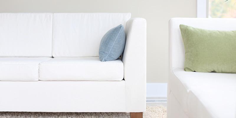 Savvy Rest organic sofas.