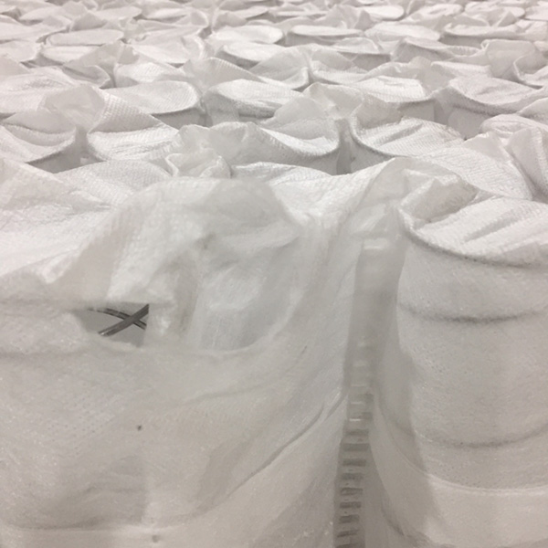 pocketed coils for natural mattresses