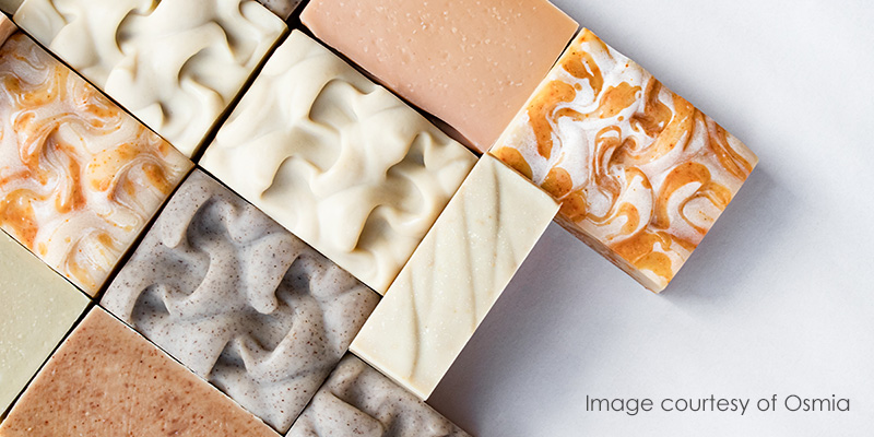 Natural soaps by Osmia Organics