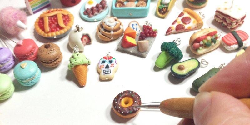 making inedible jewelry