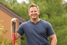 Jason Cameron TV host DIY Man Caves