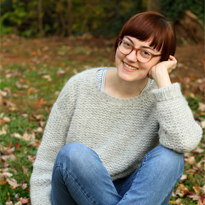 Charlottesville sustainable fashion blogger Leah Wise