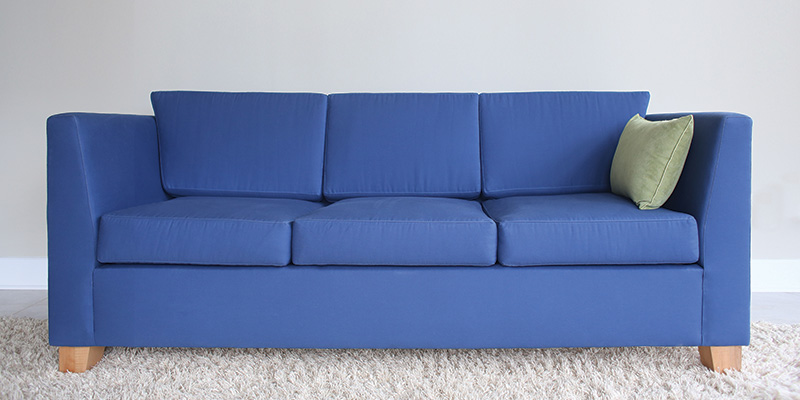 Savvy Rest organic sofa
