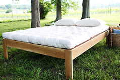 The Pastoral wool mattress by Savvy Rest