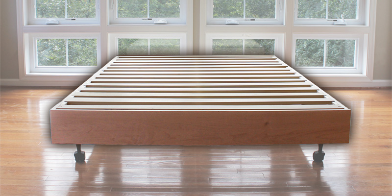 mattress boxspring vs. platform bed insert
