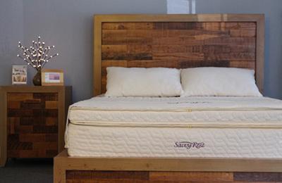 Savvy Rest organic mattresses made in Charlottesville, VA