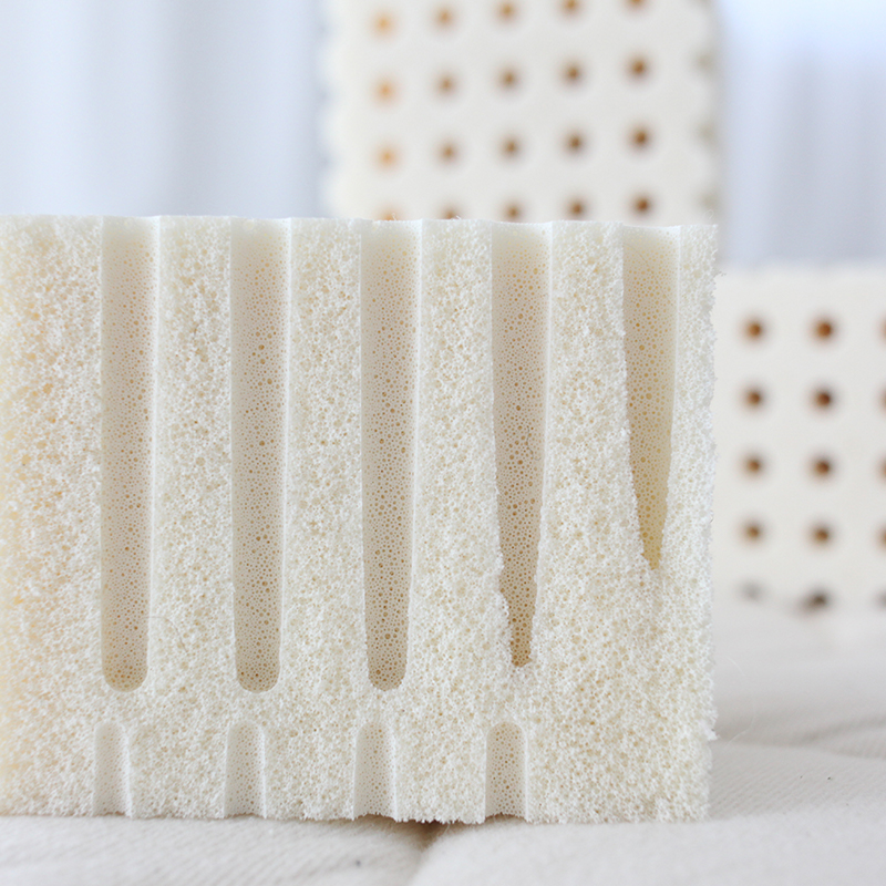 natural Talalay latex
