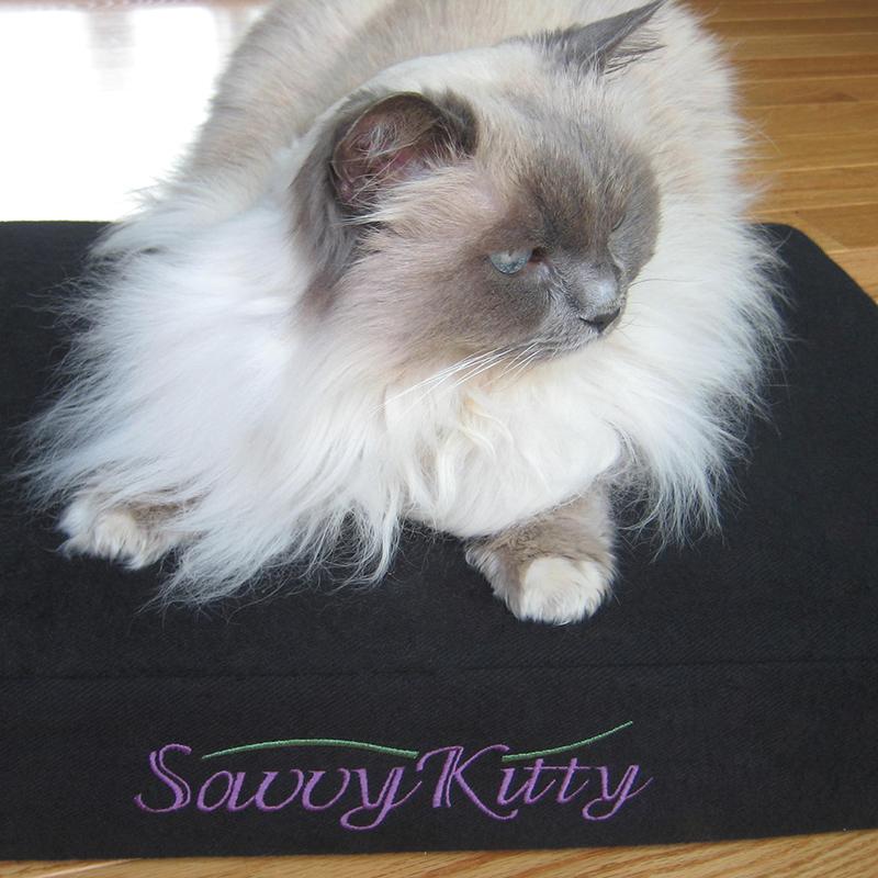 organic cat bed