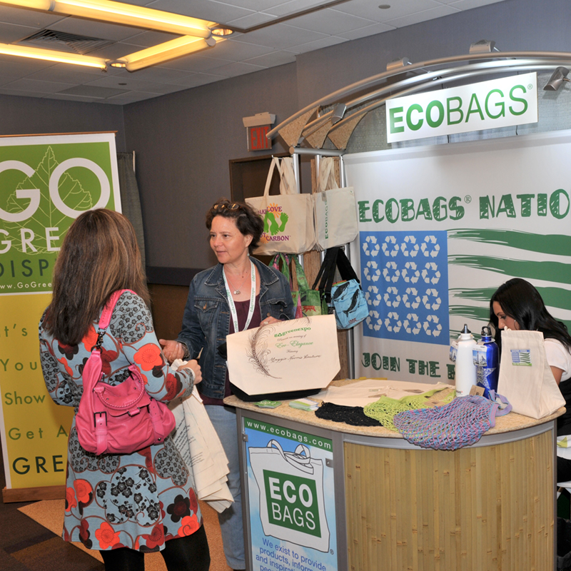Sharon Rowe of ECOBAGS