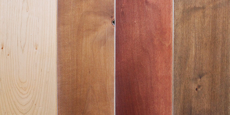 zero-VOC furniture stains options from Savvy Rest