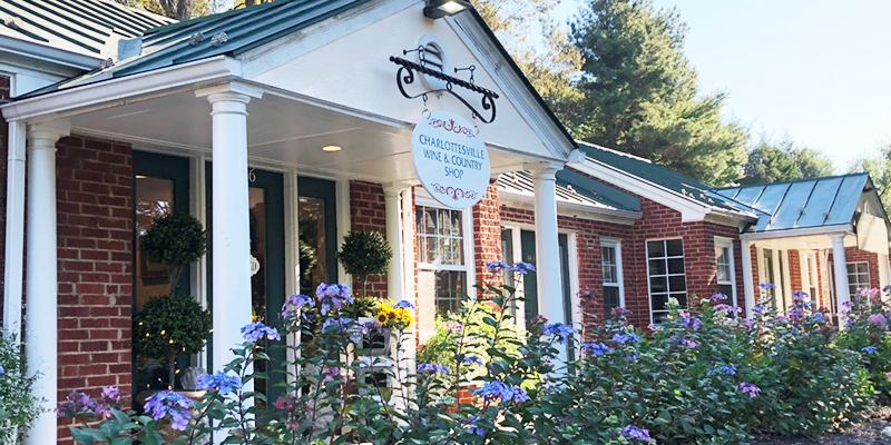 Charlottesville Wine & Country Shop in Ivy