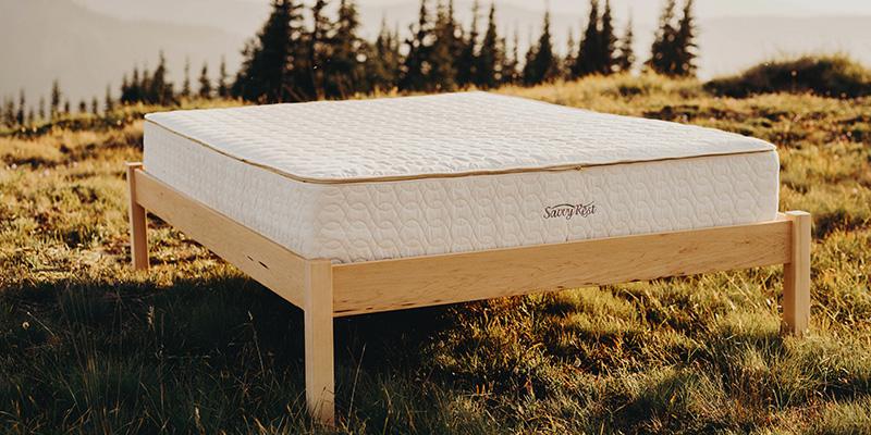 Savvy Rest customizable mattress.