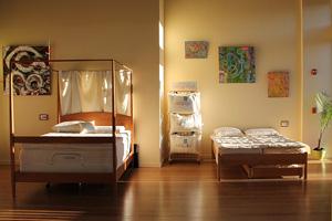 Savvy Rest Natural Bedroom, Berkeley