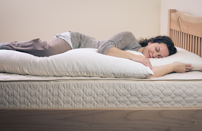 organic body pillows from Savvy Rest