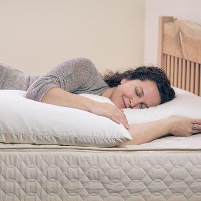 organic body pillows