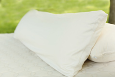 organic body pillow by Savvy Rest