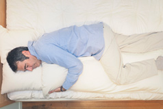 can a body pillow reduce stress?