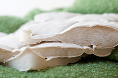 Organic mattress casing from Savvy Rest