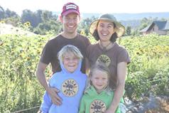 organic farmers in Charlottesville