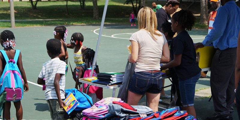 BCBA backpack drive