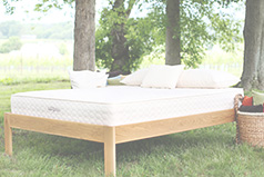 The Earthspring natural innerspring mattress