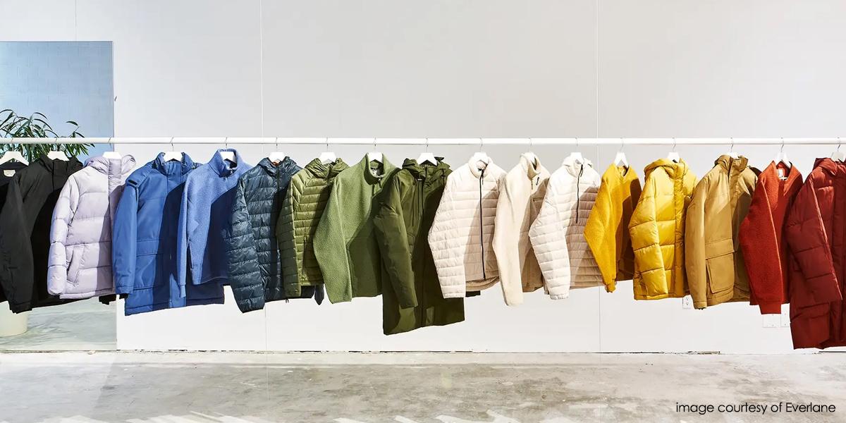 Everlane ethical fashion