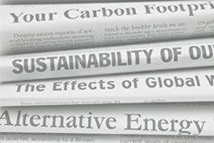 Environmental issues in the news