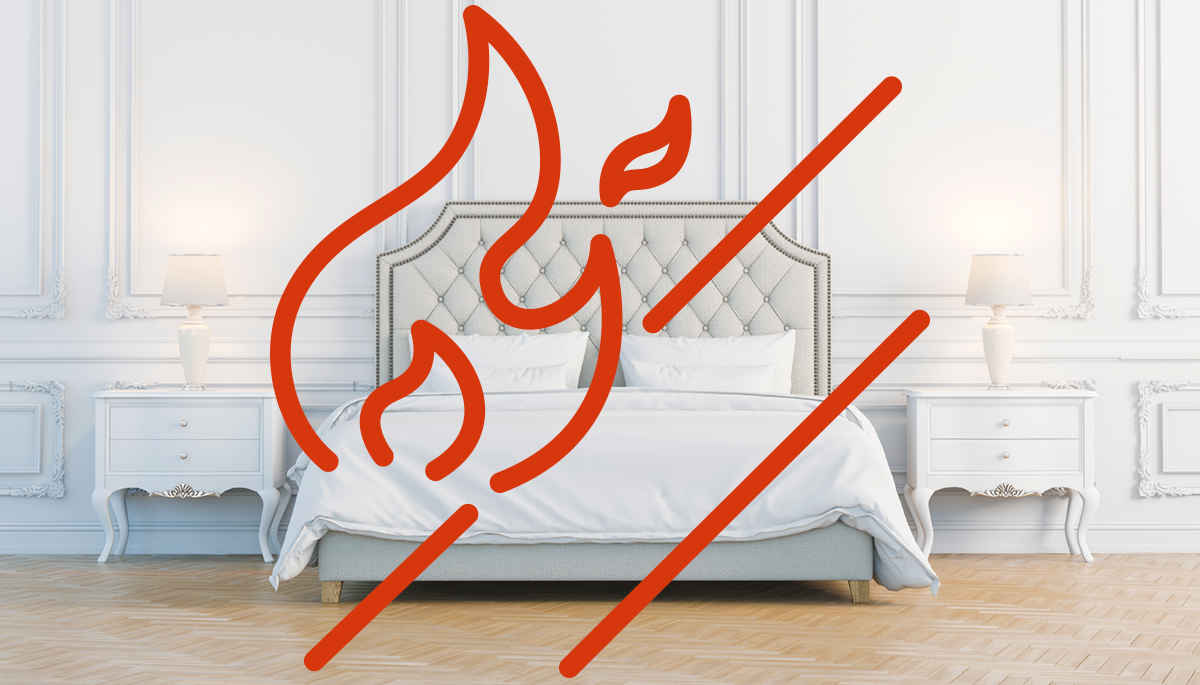 popular flame retardants for mattresses