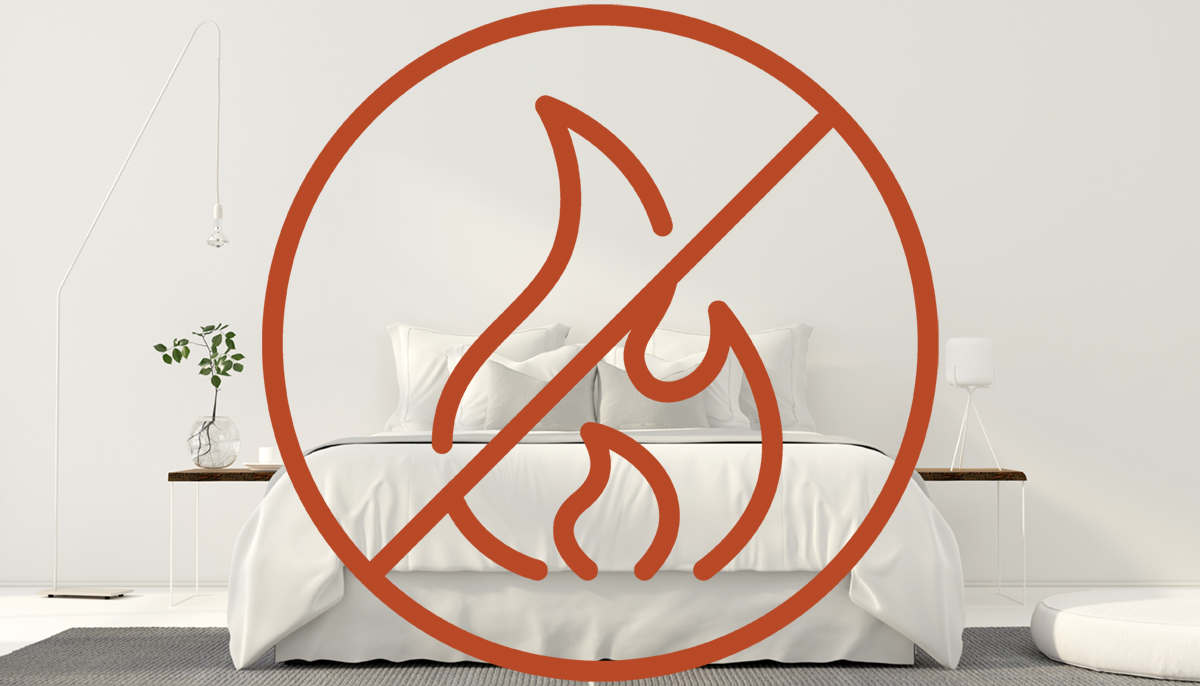 flame retardant-free mattresses