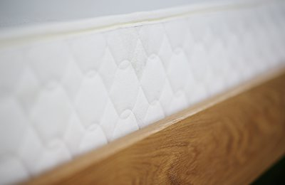 organic mattress foundation