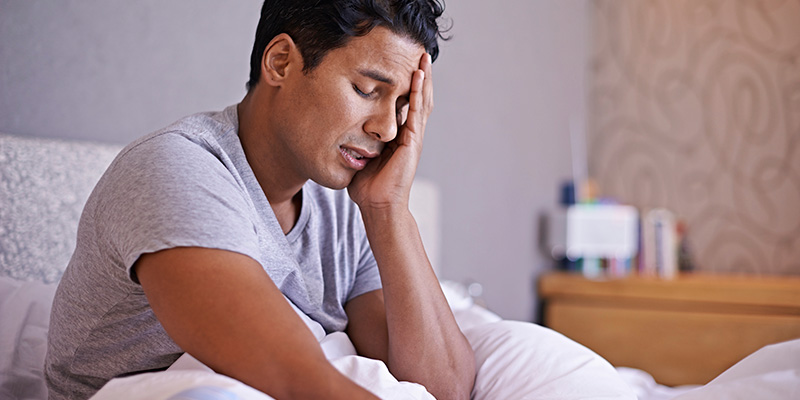 Is your mattress causing your morning headaches?